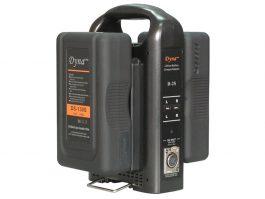 Dynacore D-2S V-Mount Battery Charger/Adaptor